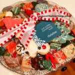 Baking Christmas cookies brings me joy.