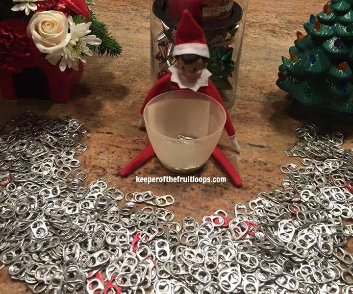 Elf on The Shelf last minute ideas