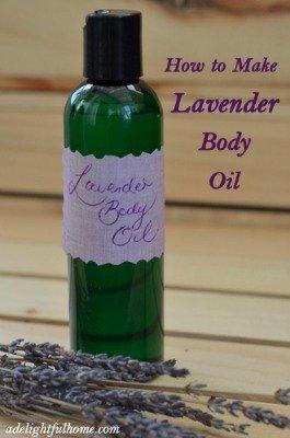 lavender oil 400