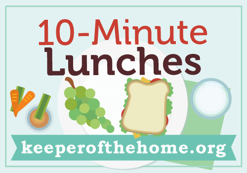 """10-Minute Lunches: """"Tea Room"""" Chicken Salad"""