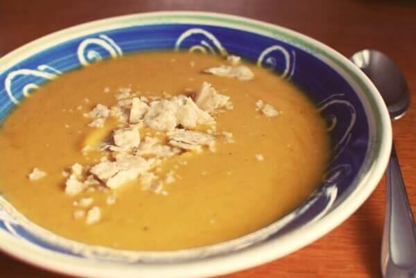 Butternut Garlic Squash Recipe 1