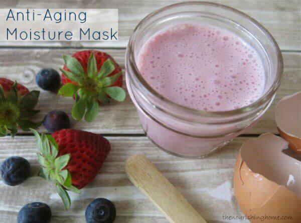 Anti-Aging Moisture Mask
