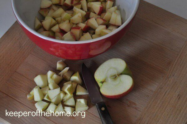 Cinnamon Apple Salad Recipe: A Perfect Holiday Side Dish 6