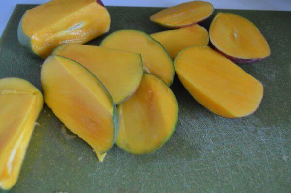 3-Ingredient Mango Ice Cream 2