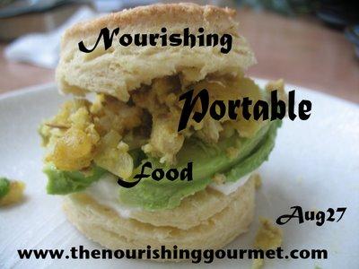 Nourishing portable
