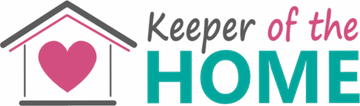 Keeper of the Home retina logo