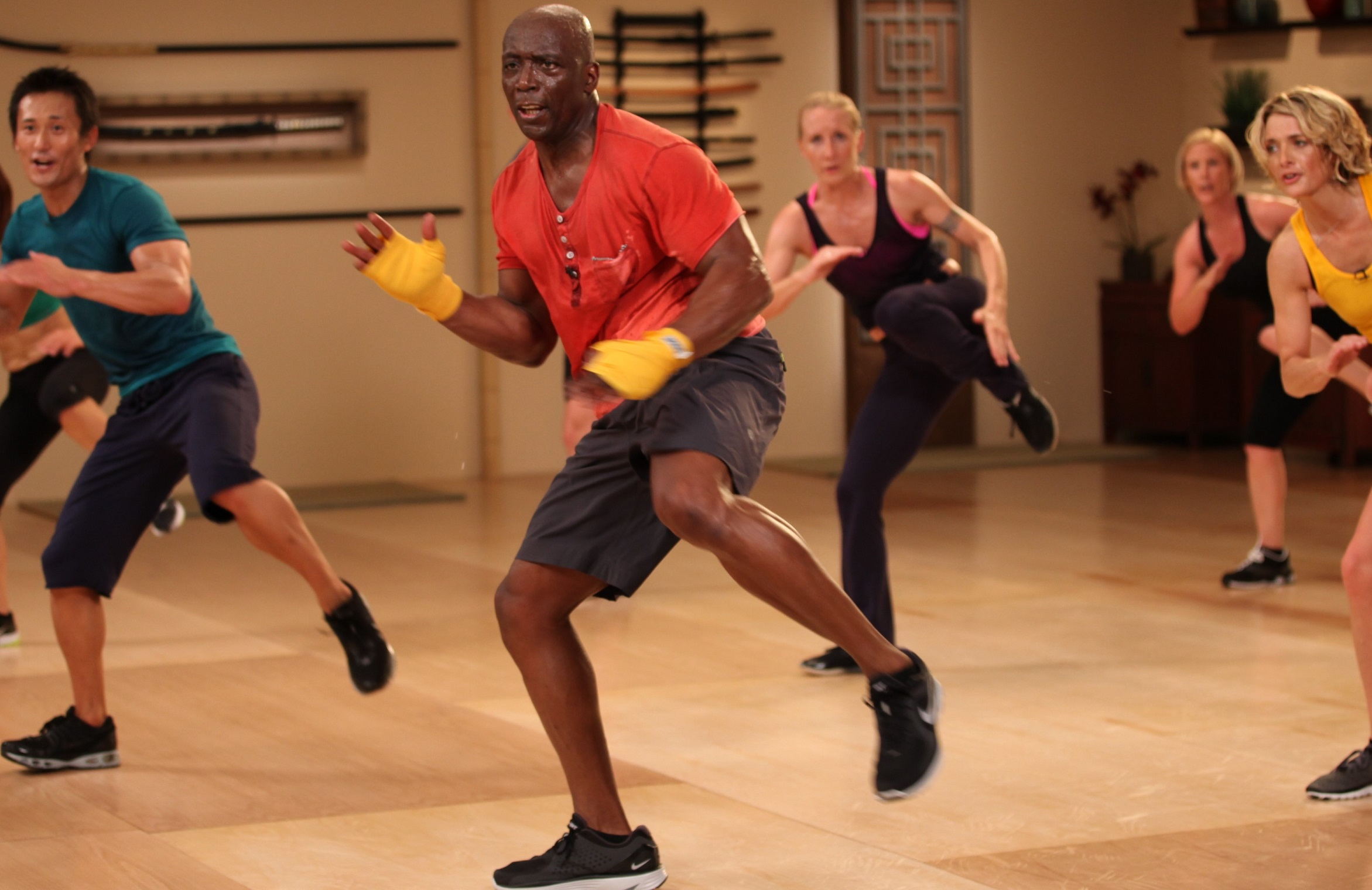 What are the Benefits of Tae Bo