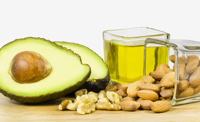 Top 5 Foods that Contain Healthy Fats  Keep Fit Kingdom