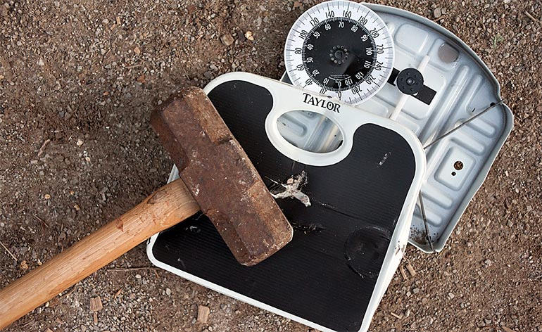 5 Top Reasons To Smash Your Scales! - Keep Fit Kingdom