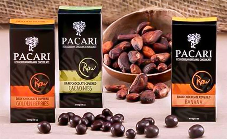 Pacari Chocolates -Keep Fit Kingdom