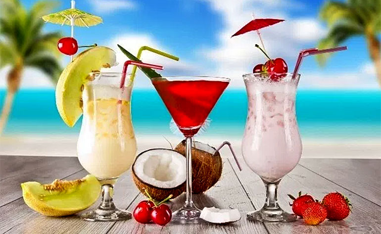 7 Top Healthy Cocktail Recipes! -Keep Fit Kingdom