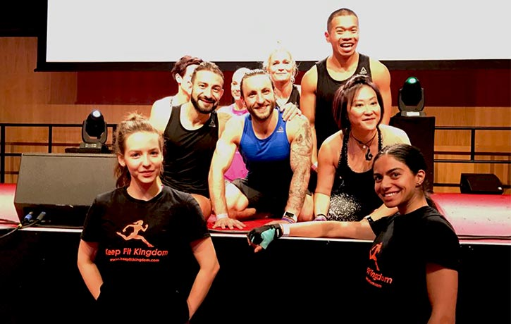 With the BodyBalance Trainers
