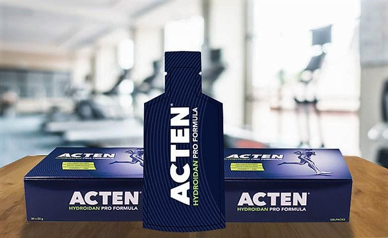 Acten - Keep Fit Kingdom