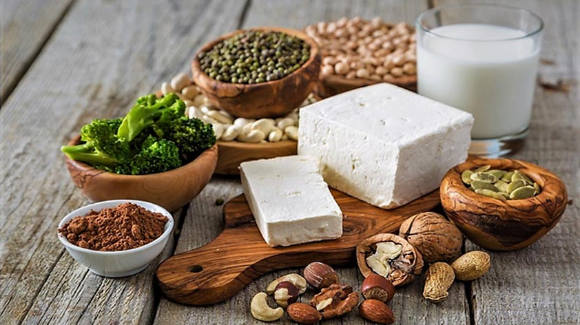 5 Excellent Non-Meat High-Protein Foods! - Keep Fit Kingdom