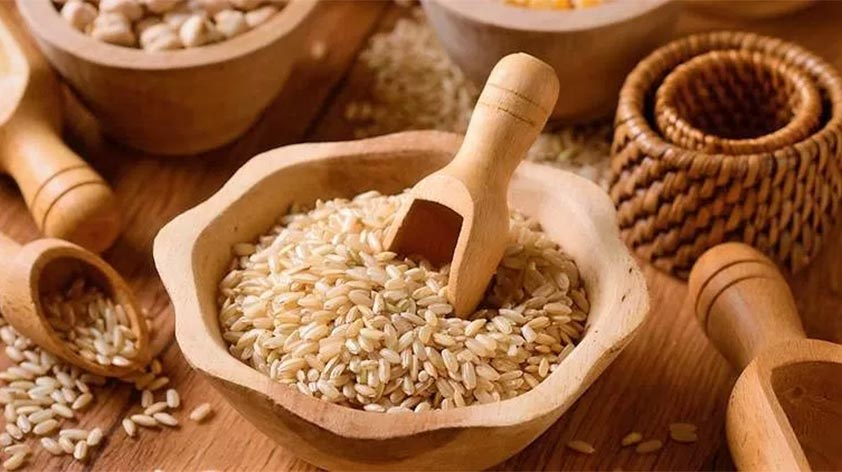 Top 5 Health Benefits of Brown Rice! - Keep Fit Kingdom
