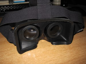 "The ""Revelation"" 3D VR Headset - Indipendant lenses"