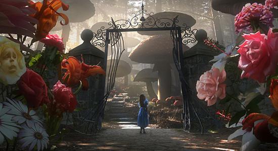 Alice In Wonderland 2010 Keeping It Reel