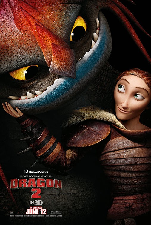 howtotraindragon2poster2