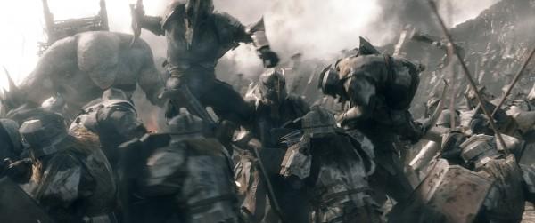 hobbitfivearmiesfight