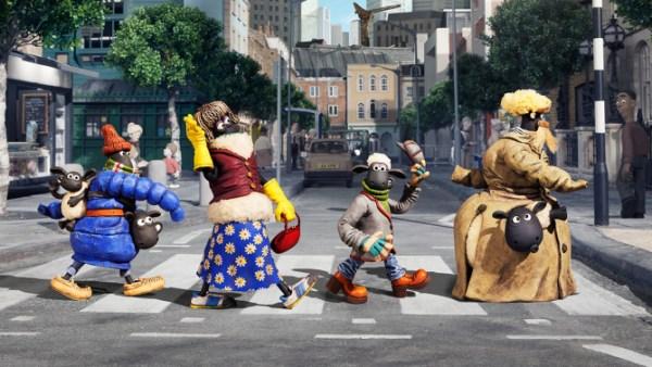 Shaun The Sheep Movie First Look Still