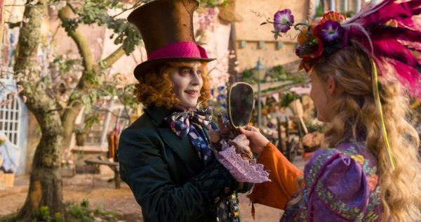 Alice (Mia Wasikowska) returns to the whimsical world of Underland and travels back in time to save the Mad Hatter (Johnny Depp) in Disney's ALICE THROUGH THE LOOKING GLASS, an all-new adventure featuring the unforgettable characters from Lewis Carroll's beloved stories.