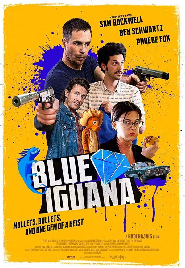 blueiguanaposter