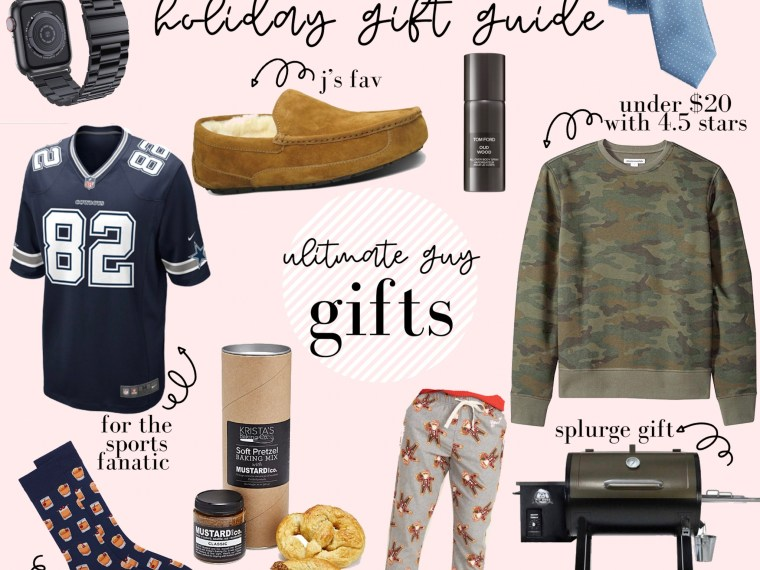 gift guide// for the guys
