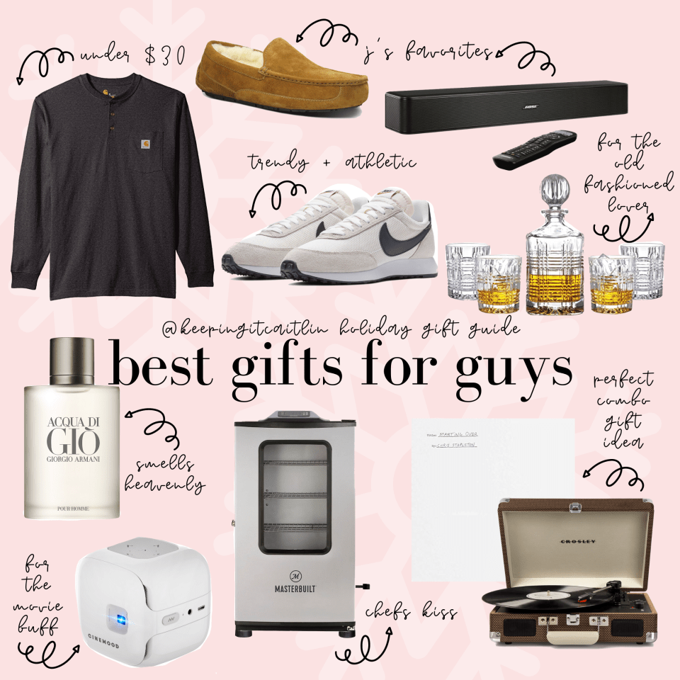 2020 best gifts for guys