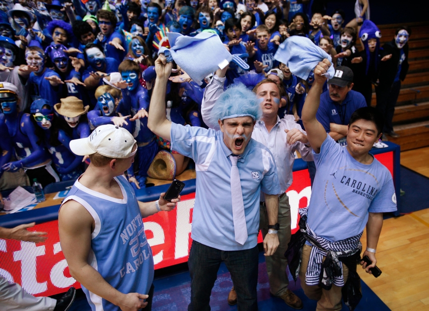 UNC Basketball Ideas For College Gameday Signs Page 4