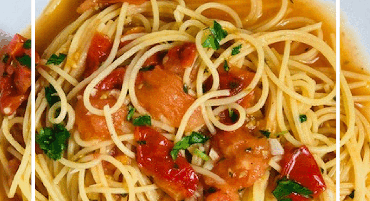 Easy Dinner Meal Plan for the Work Week