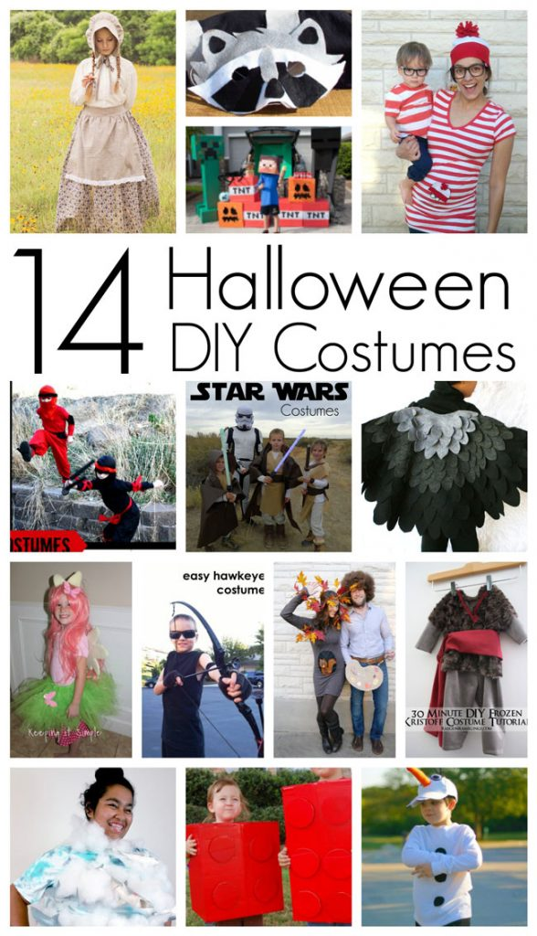 14 halloween diy costumes