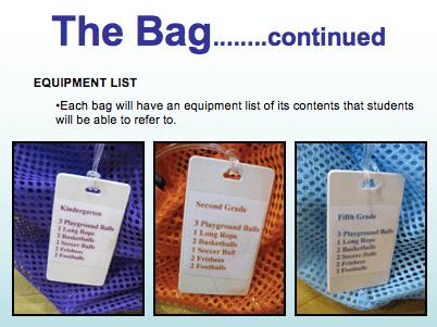 Bag Labels