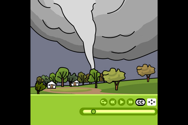 A tornado unit study for elementary kids! Book recommendations, videos, activities, printables, and more.
