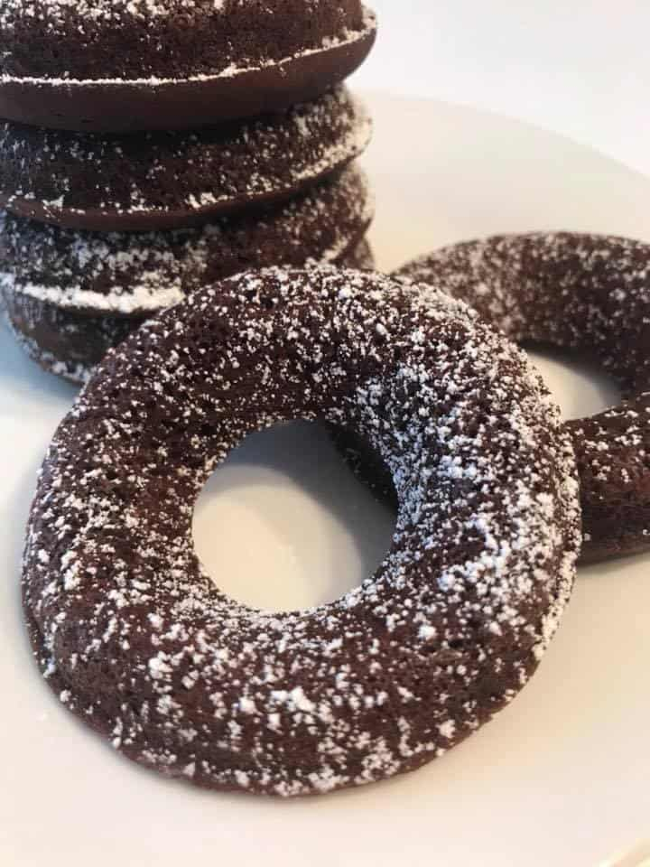 Baked Chocolate Donuts - 3 SmartPoints