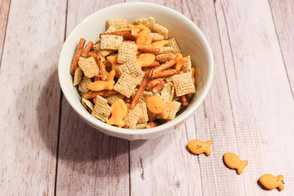 Ranch Chex Mix - Weight Watchers Freestyle
