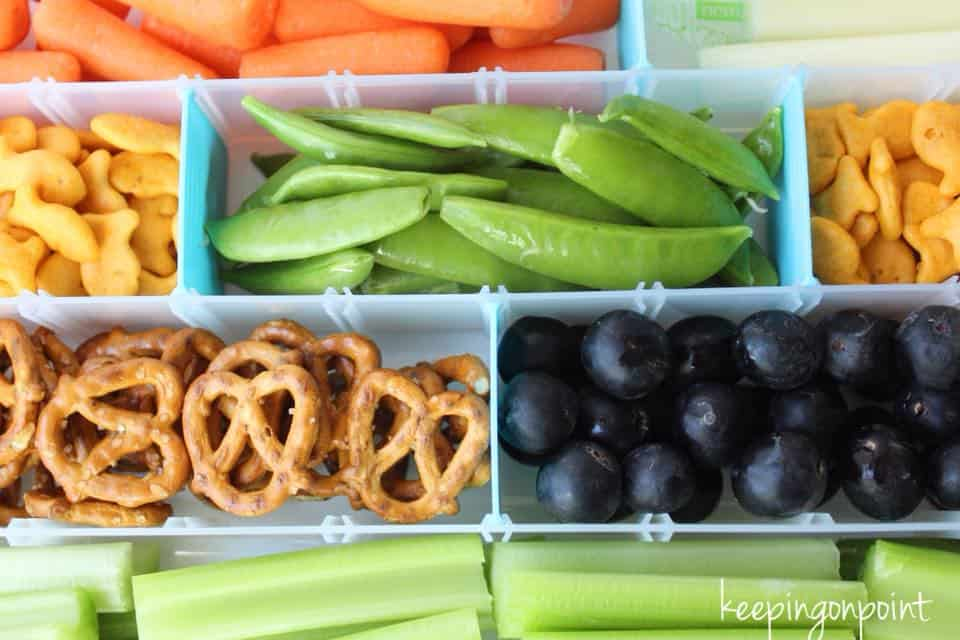 Weight Watchers Travel Snack Pack 3