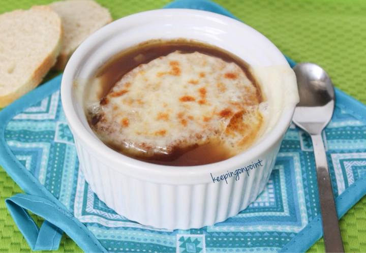 Weight Watchers French Onion Soup