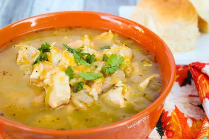 Weight Watchers Chicken Chili 3