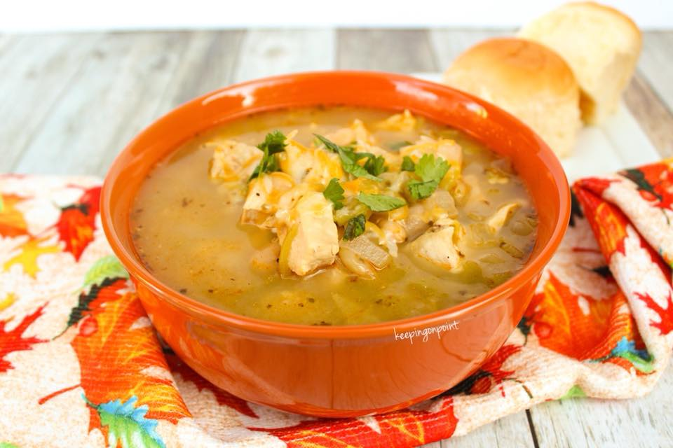 Weight Watchers Chicken Chili