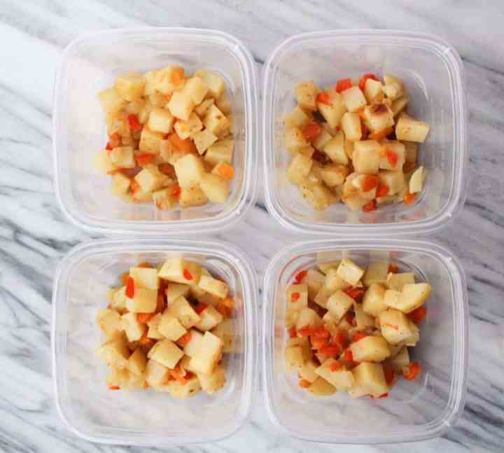 Weight Watchers Freestyle Breakfast Bowl Meal Prep 8