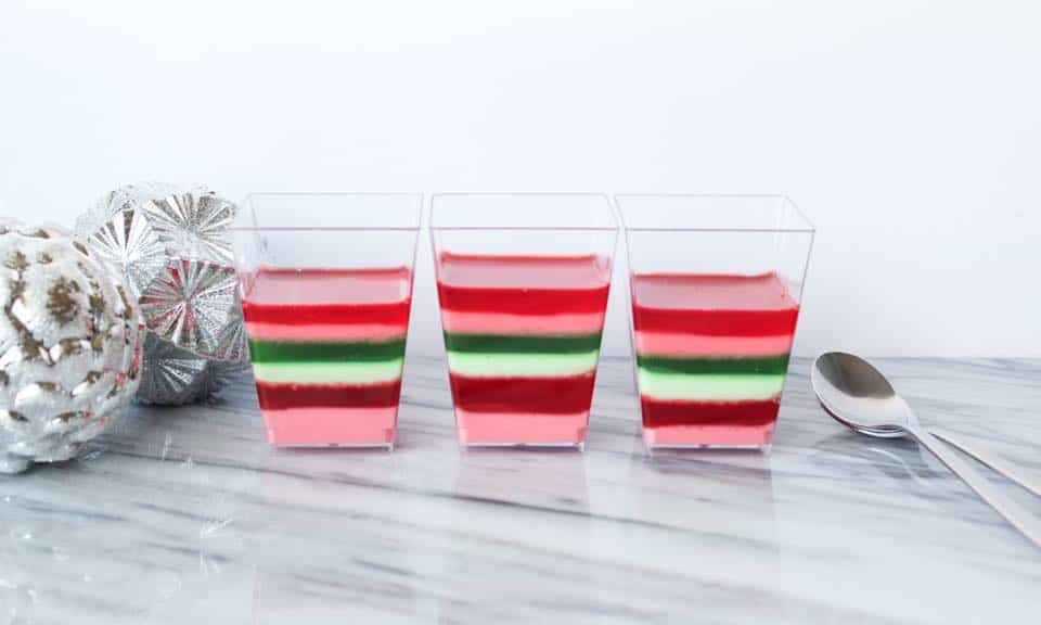 Weight Watchers Freestyle layered jello cups2