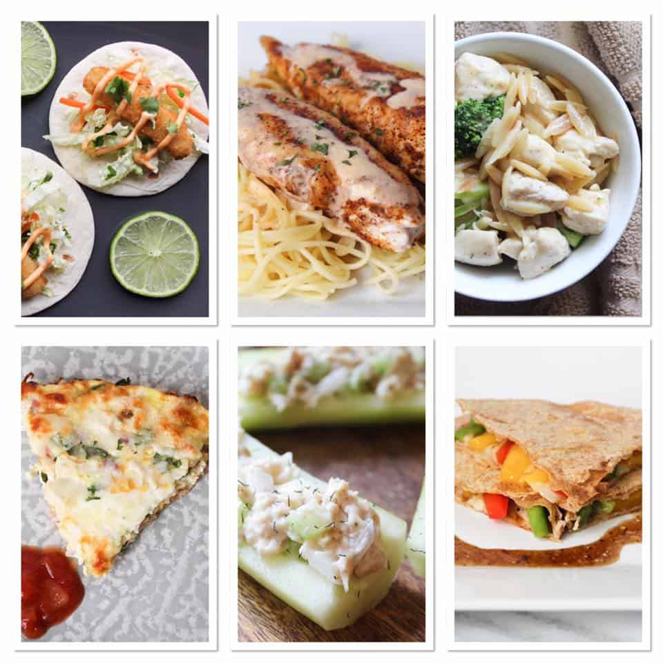 Weight Watchers Weekly Meal Plan #3