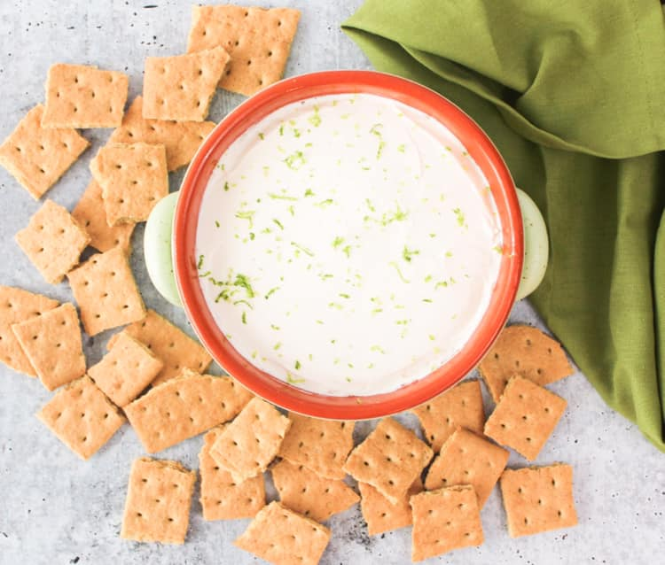 Key Lime Pie Dip - WW (Weight Watchers)