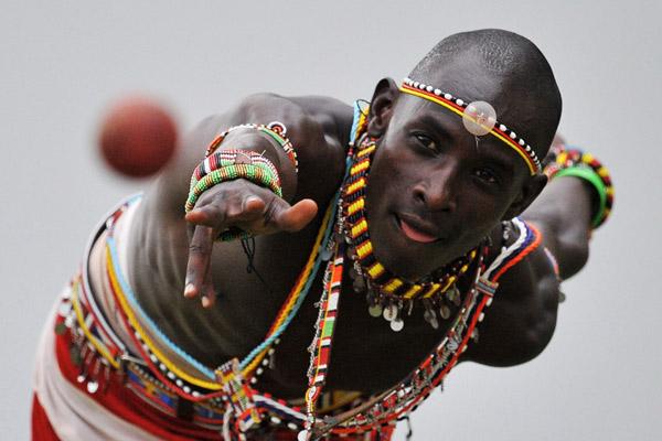 The Maasai Cricket Warriors | TIME.com
