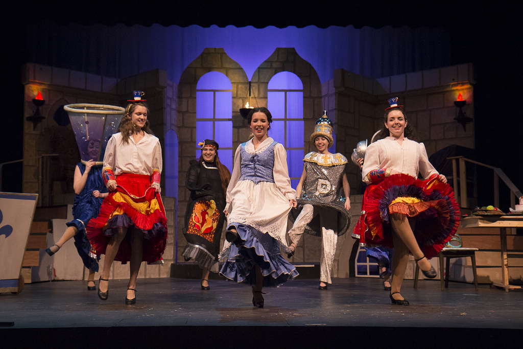 VCHS theater program