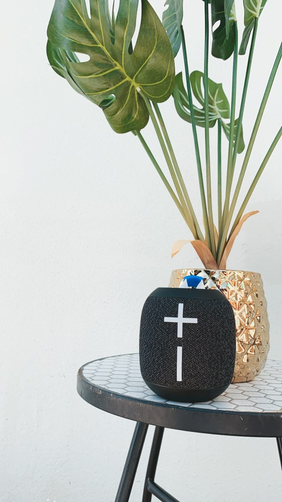 Sharing all of the places I bring my Wonderboom speaker to