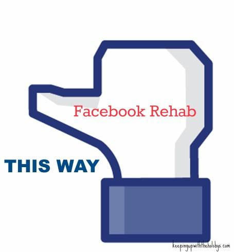 facebook rehab