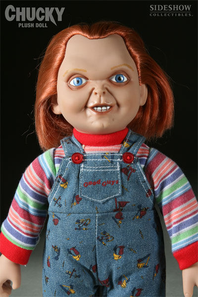 Chucky, just before the series of incidences that left him scarred.