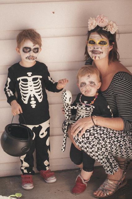 Happy halloween Holsby style