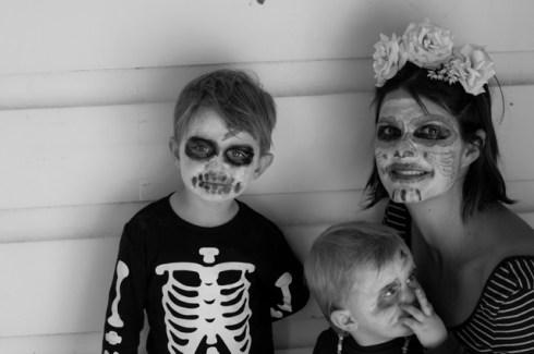 the fam halloween